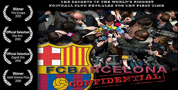 Movies the watchers FC Barcelona Confidential [720pixels]