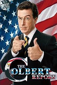 Stephen Colbert in The Colbert Report (2005)