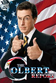 Primary photo for The Colbert Report
