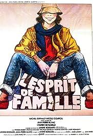 L'esprit de famille Poster