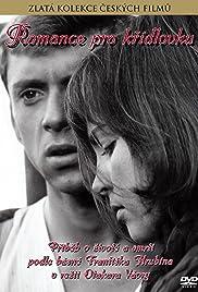 Romance pro kridlovku Poster
