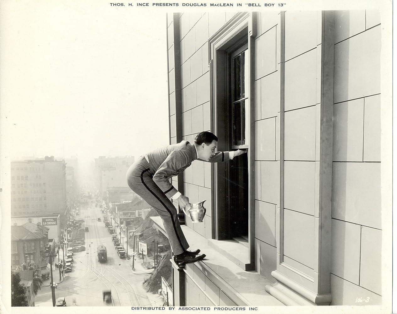Douglas MacLean in Bell Boy 13 (1923)
