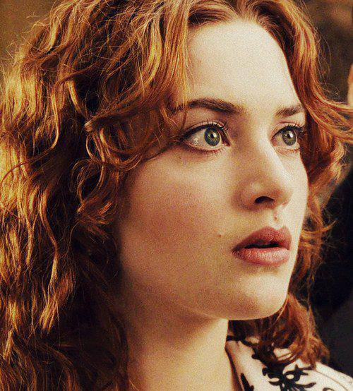 Kate Winslet in Titanic (1997)