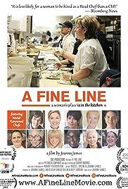 A Fine Line Poster