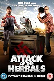 Calum Booth and Steve Worsley in Attack of the Herbals (2011)