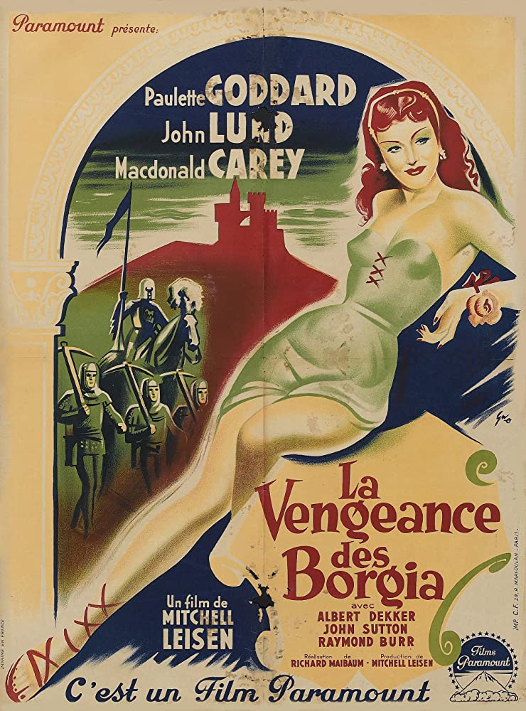 Bride Of Vengeance 1949
