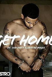 JR Castro: Get Home Poster