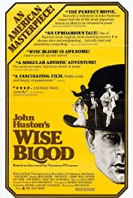 Brad Dourif, Ned Beatty, Harry Dean Stanton, Dan Shor, and Amy Wright in Wise Blood (1979)