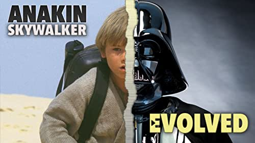 The Evolution of Anakin Skywalker