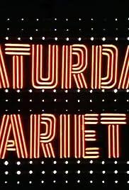 Saturday Variety Poster