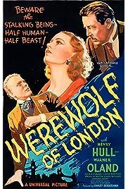 Werewolf of London (1935) film en francais gratuit