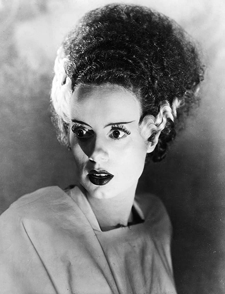 Elsa Lanchester in Bride of Frankenstein 1935
