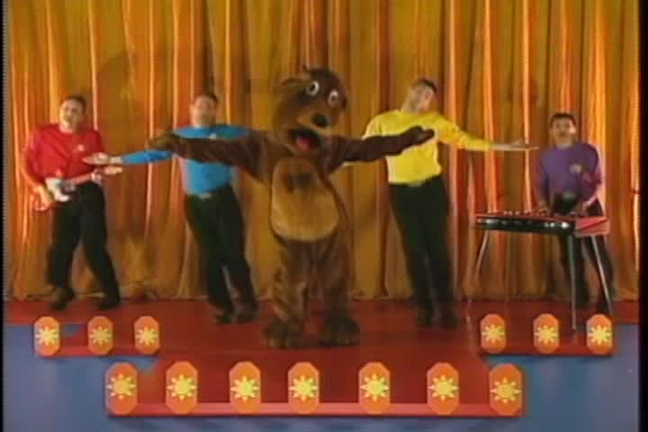 The Wiggles : Toot Toot