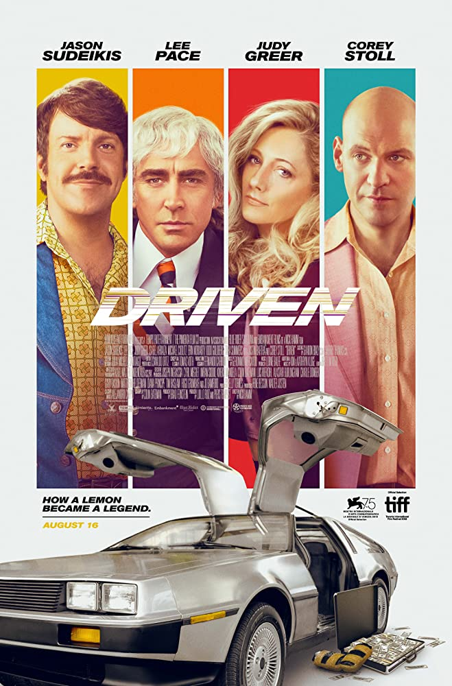 Driven (2019) Hindi Dubbed