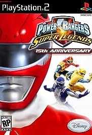 Power Rangers: Super Legends Poster