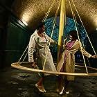 Amarah-Jae St. Aubyn and Shaniqua Okwok in Lovers Rock (2020)