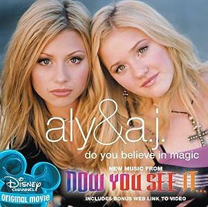 Watching full movies Aly \u0026 AJ: Do You Believe in Magic [720x400]