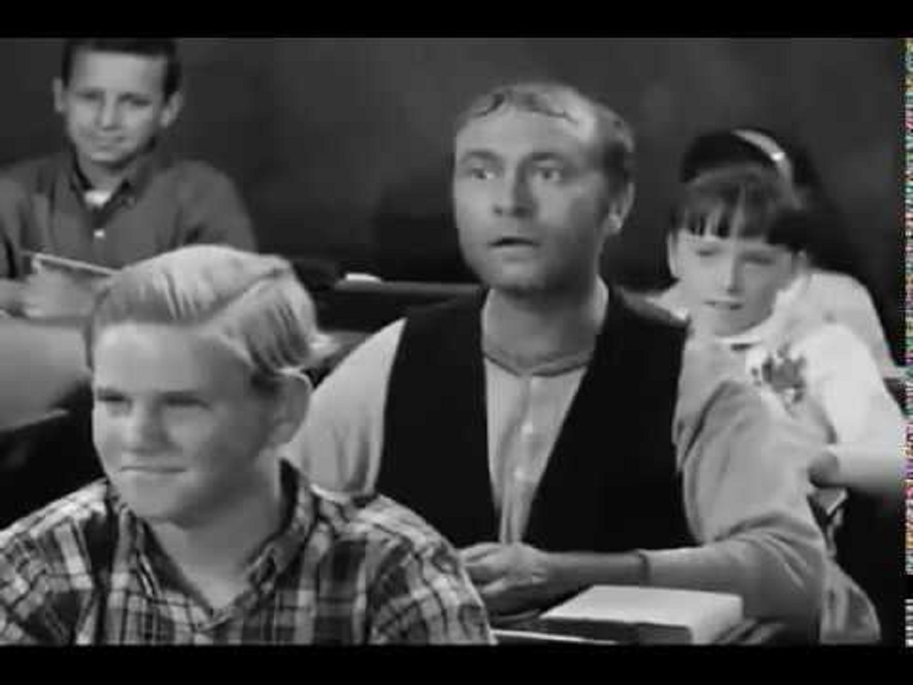 The Education of Ernest T. Bass (1964)