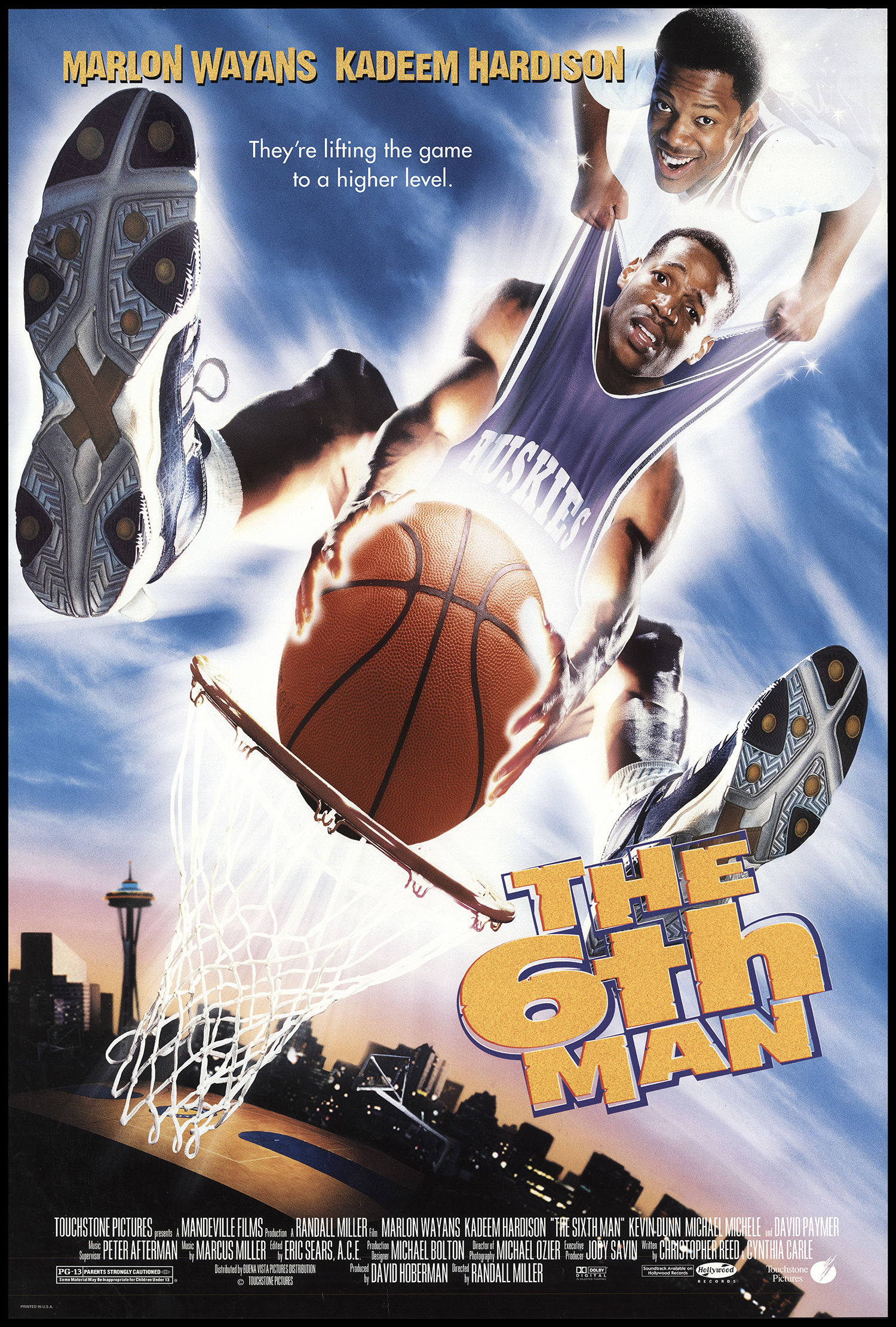 a010a51d1dc28 The Sixth Man (1997) - IMDb