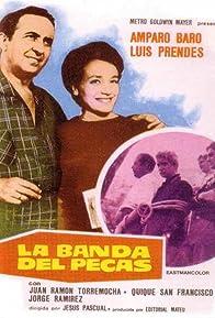 Primary photo for La banda del Pecas