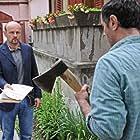 Merab Ninidze and Oliver Stokowski in Das Geheimnis in Siebenbürgen (2010)