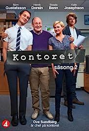 Kontoret Poster - TV Show Forum, Cast, Reviews