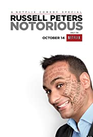 Russell Peters: Notorious (2013) 1080p