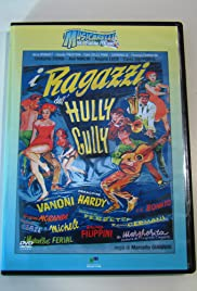 I ragazzi dell'hully-gully Poster