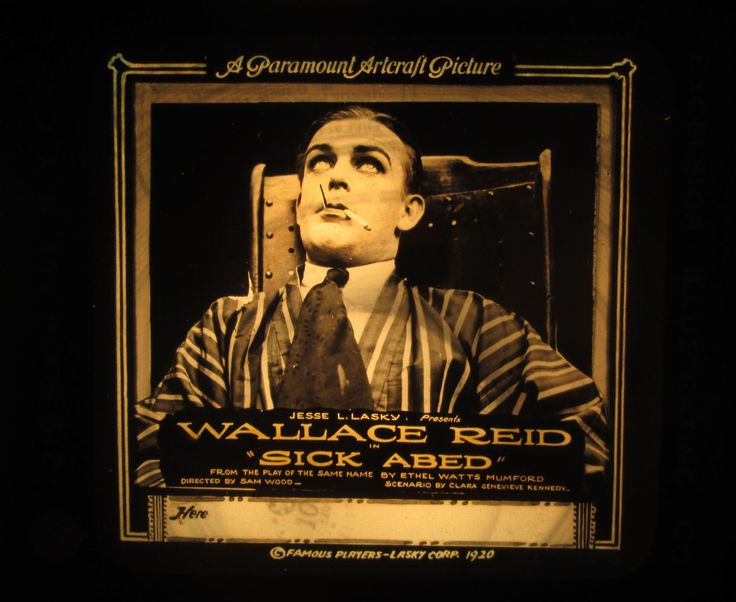 Sick Abed (1920)