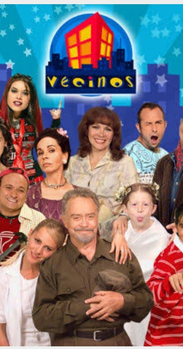 Vecinos (TV Series 2005– ) - IMDb