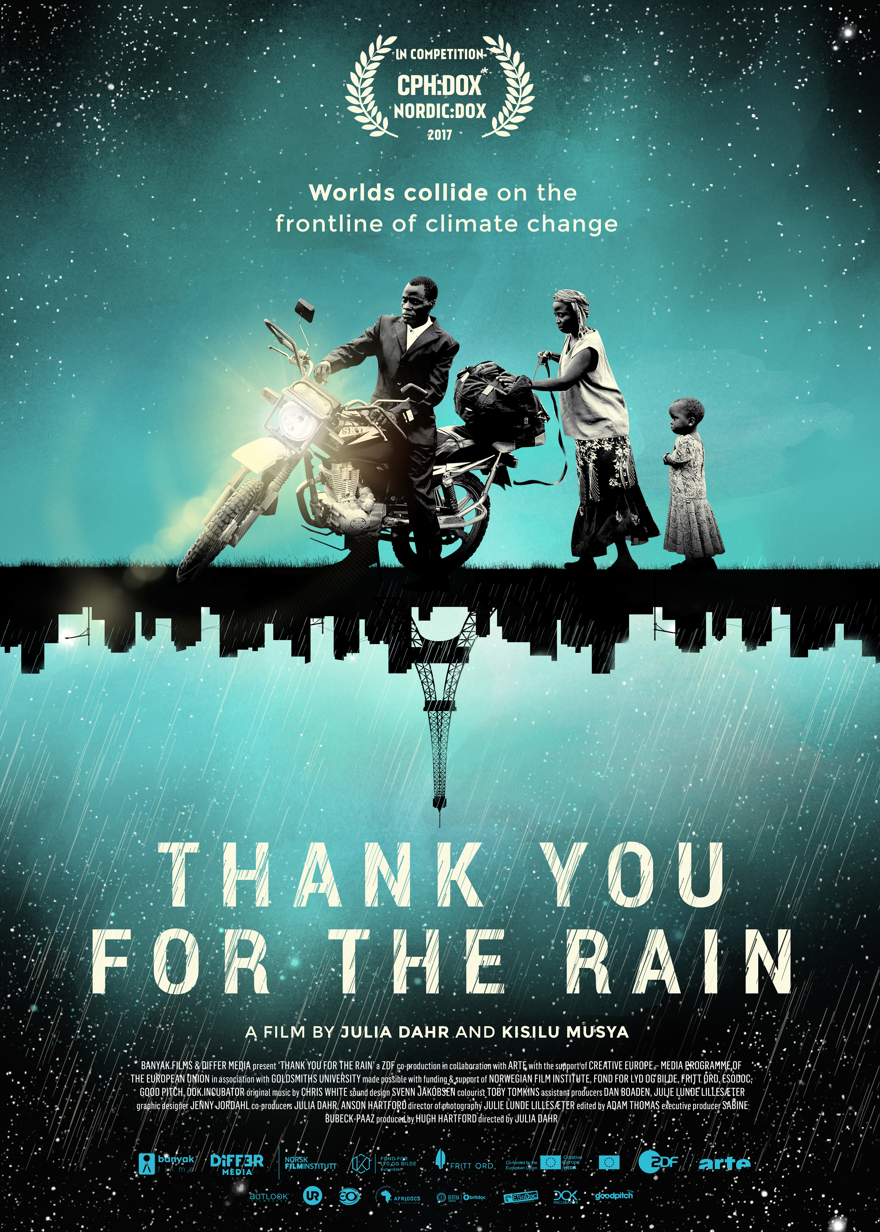 Thank You For The Rain 2017 Imdb