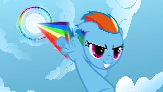 My Little Pony Friendship is Magicมายลิตเติ้ลโพนี่ มหัศจรรย์แห่งมิตรภาพ ตอน โซนิค เรนบูม
