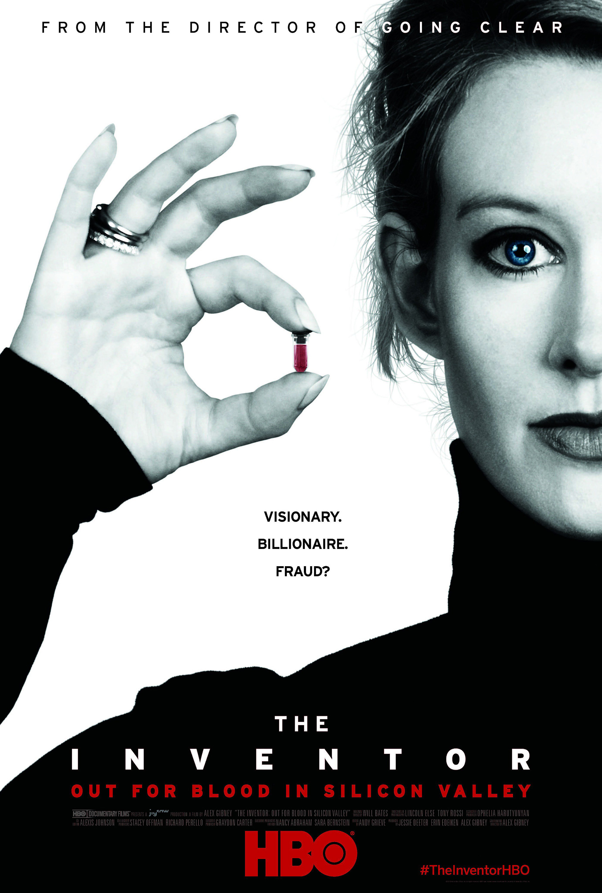 The Inventor: Out for Blood in Silicon Valley (2019) - IMDb