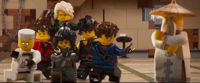 The LEGO Ninjago Movie (2017) Online Subtitrat in Romana