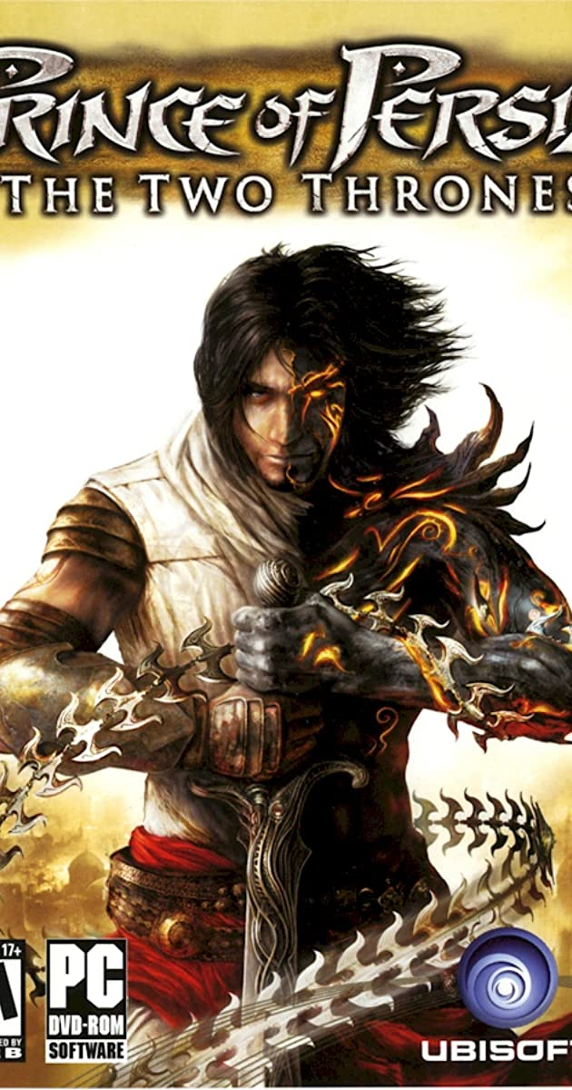 Prince Of Persia The Two Thrones Video Game 2005 Imdb