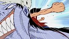 Luffy Dai Pinch! Gyojin Tai Luffy Kaizokudan