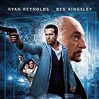 Ben Kingsley, Ryan Reynolds, Matthew Goode, Natalie Martinez, and Jaynee-Lynne Kinchen in Self/less (2015)