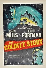 The Colditz Story (1955) Poster - Movie Forum, Cast, Reviews