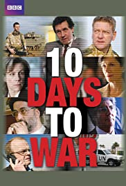 10 Days to War Poster
