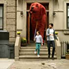 Jack Whitehall and Darby Camp in Clifford the Big Red Dog (2021)
