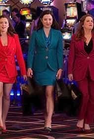 Donna Lynne Champlin, Rachel Grate, Rachel Bloom, Gabrielle Ruiz, and Vella Lovell in Crazy Ex-Girlfriend (2015)