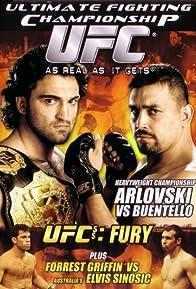 Primary photo for UFC 55: Fury