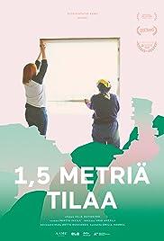 1,5 Meters Space Poster