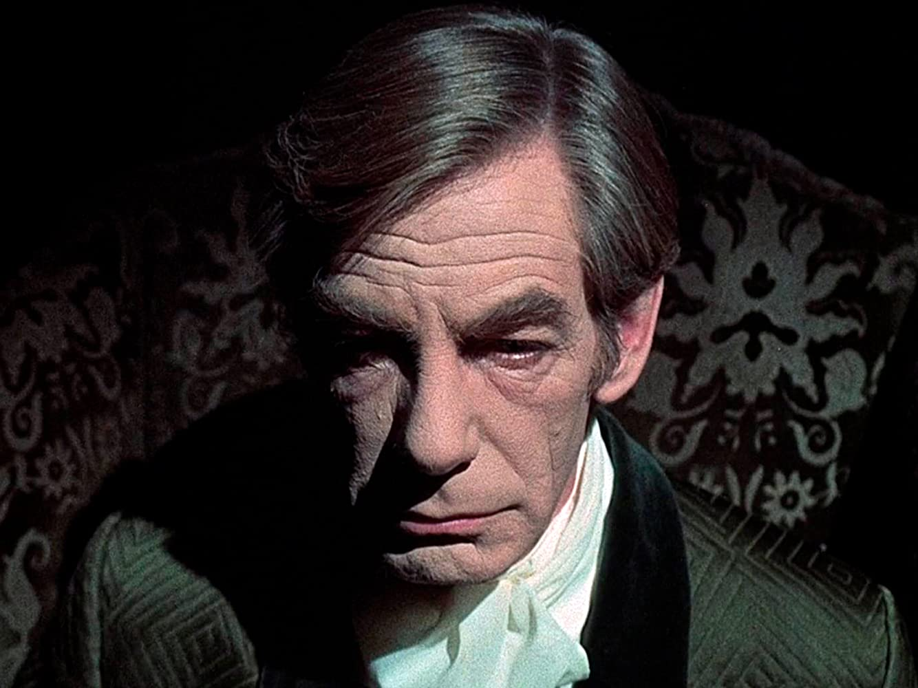Michael Gough in The Legend of Hell House (1973)