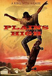 Plains High Poster