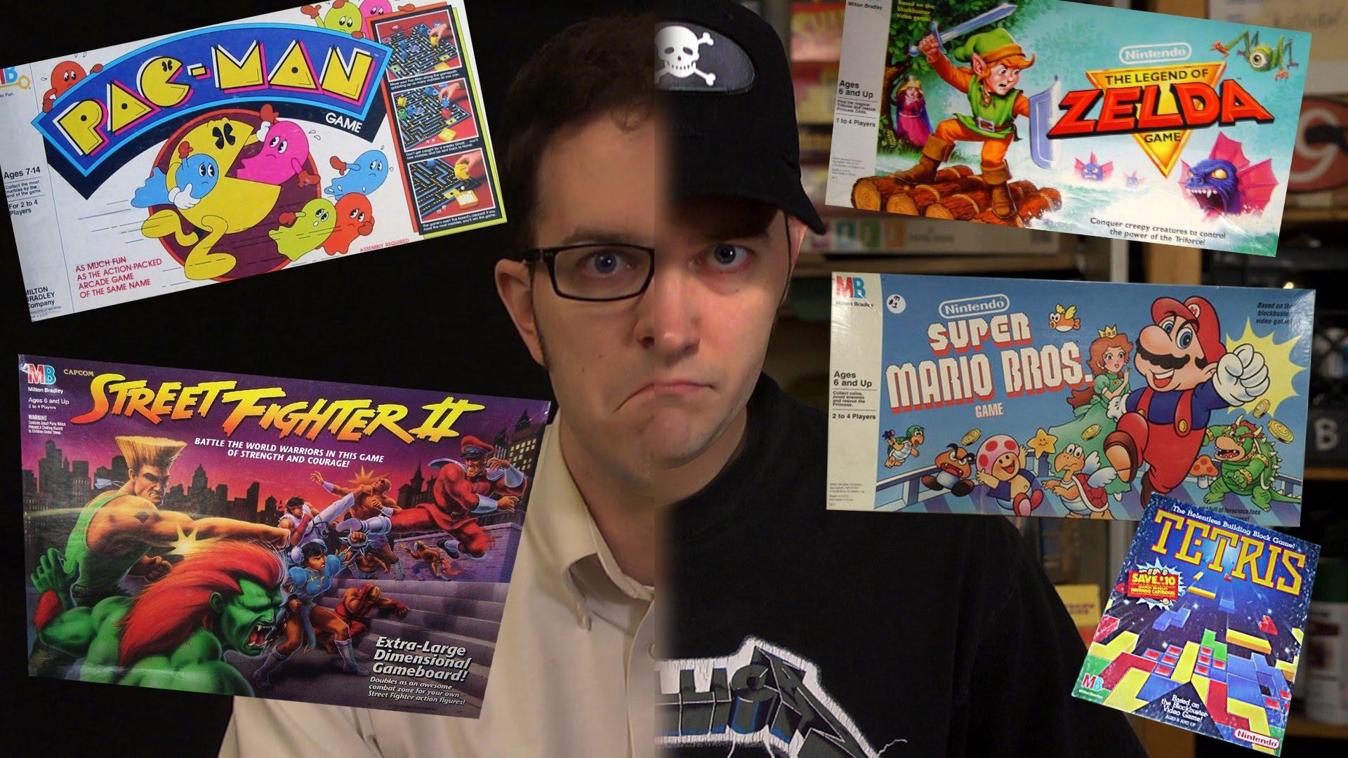 Board James Video Games Tv Episode 2015 Imdb