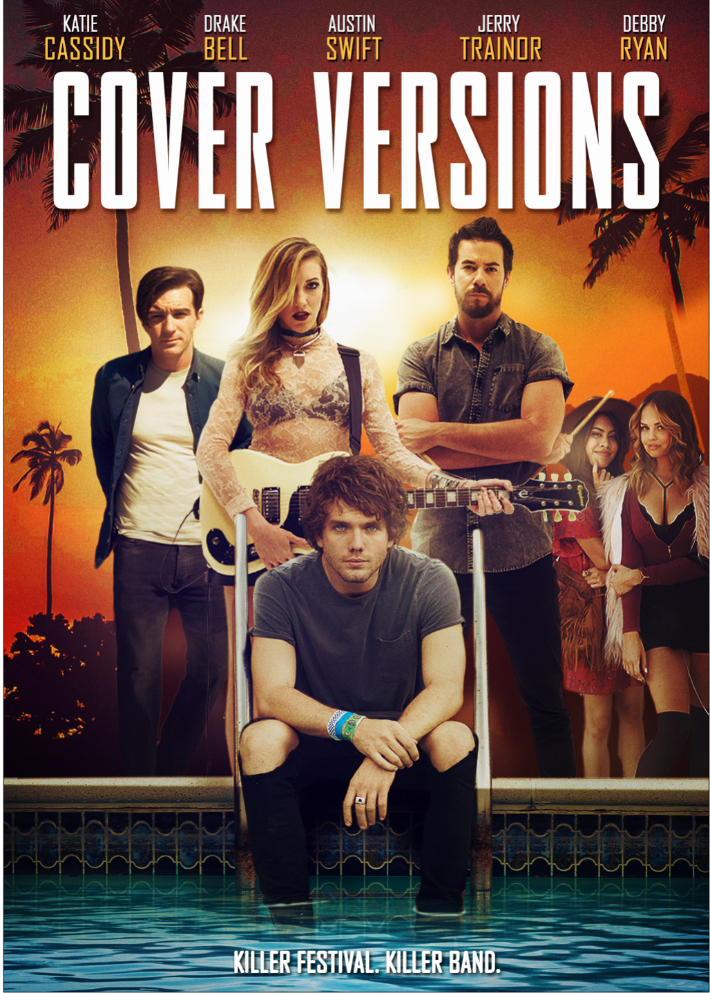 Imagen Cover Versions (2018)