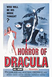 Horror of Dracula (1958) Poster - Movie Forum, Cast, Reviews