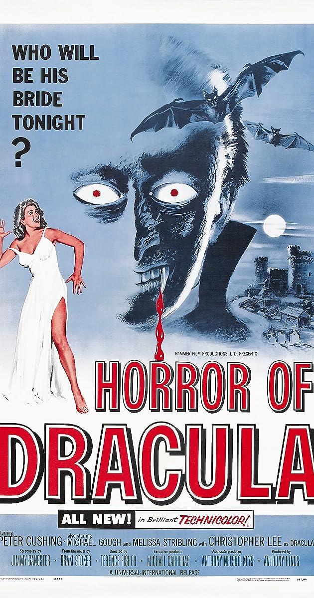 Subtitle of Horror of Dracula