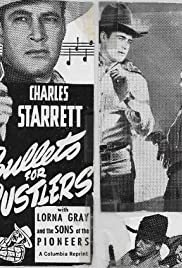 Bullets for Rustlers Poster